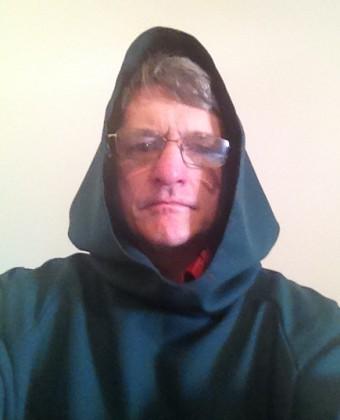 The Fighting Fathers' monastic smock